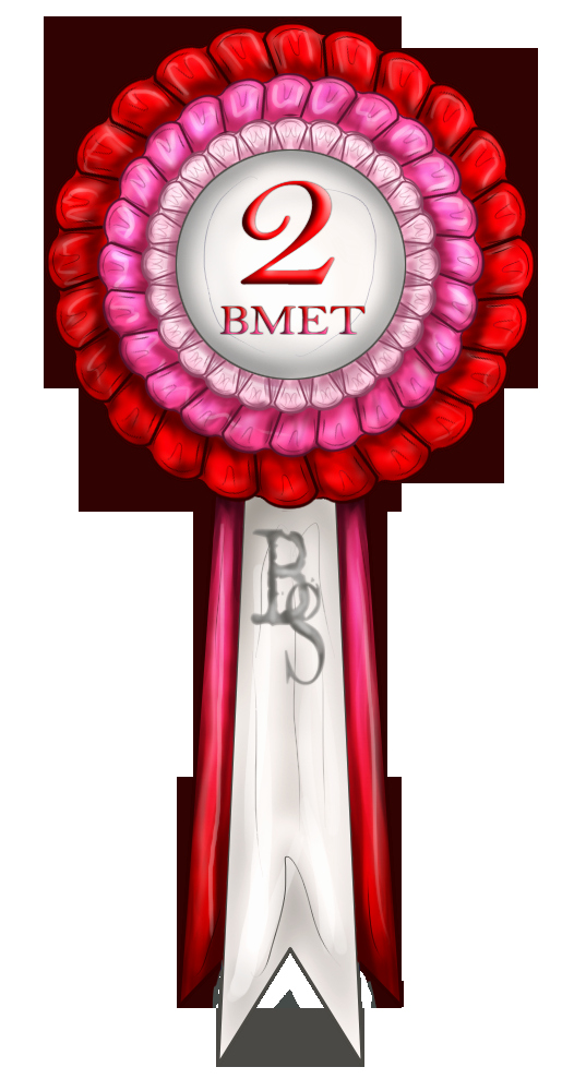 First Place Ribbon Png Unique Bmet 2nd Place Ribbon by Baringa Of the Wind On Deviantart