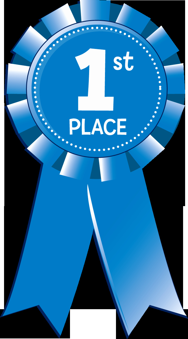 First Place Ribbon Printable Unique Printable Award Ribbons