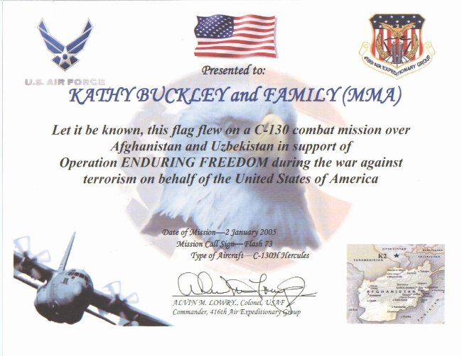 Flag Flying Certificate Template Unique 30 Of Flag Flown Template