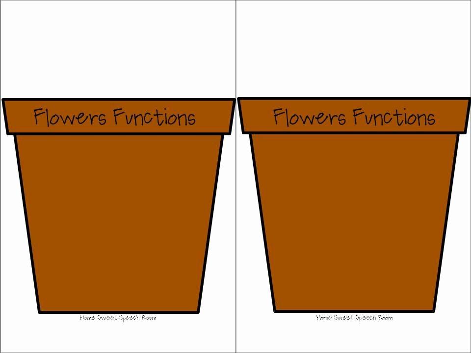 Flower Pot Template Luxury Plant Pot Template Clipart Best