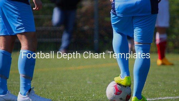 Football Depth Chart Templates Lovely 13 Football Depth Chart Template Free Sample Example
