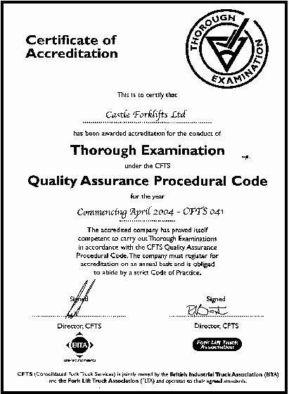 Forklift Training Certificate Template Awesome Loler Certificate Template