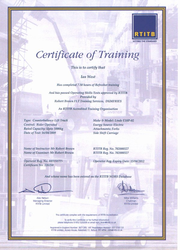 Forklift Training Certificate Template Inspirational Index Of Cdn 5 2007 648