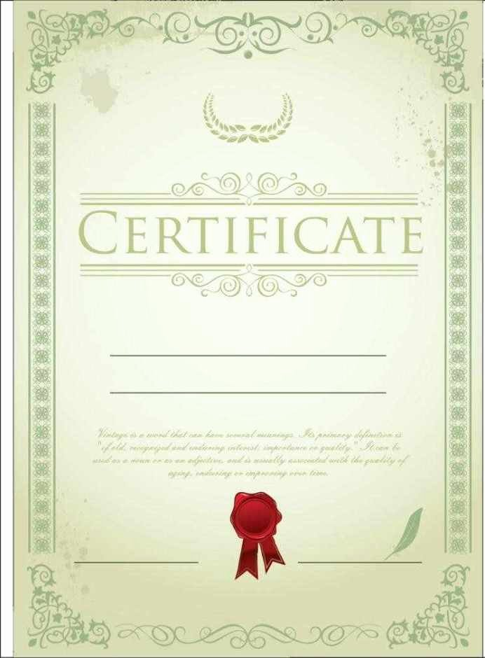 Formats for Scholarship Certificates Inspirational Certificate Templates Psd Certificate Templates