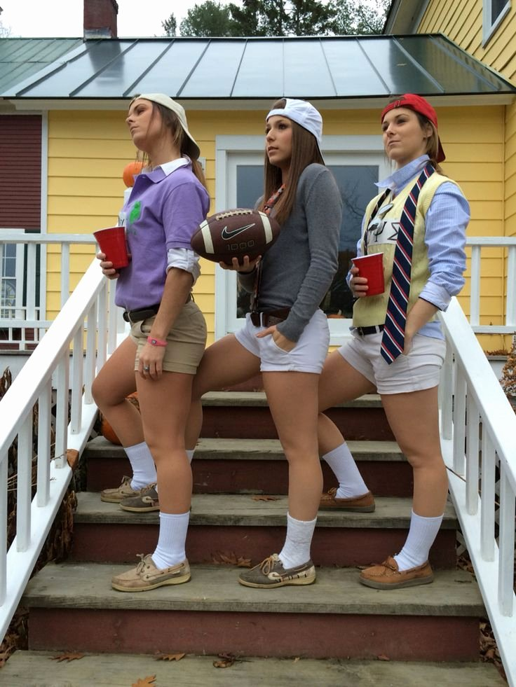 "Frat Halloween Costume Ideas Unique I Am Confident We Nailed the ""frat Boy"" Costume"