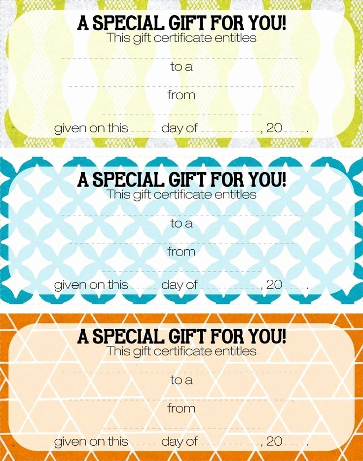 Free Avon Gift Certificate Template Best Of 30 Best Images About Gift Certificates On Pinterest