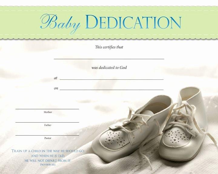 Free Baby Dedication Certificate Download Elegant Baby Dedication Certificates