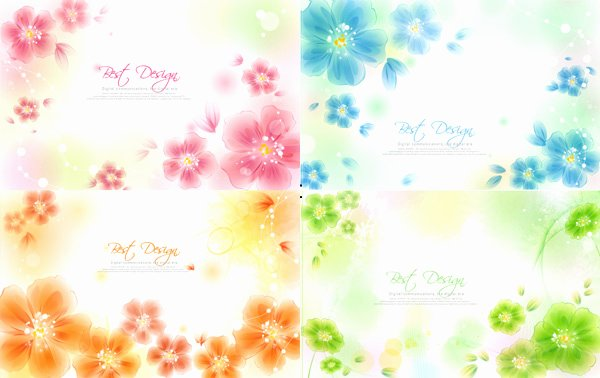 Free Backgrounds for Word Best Of Free butterfly Word Document Flower Page Borders Free