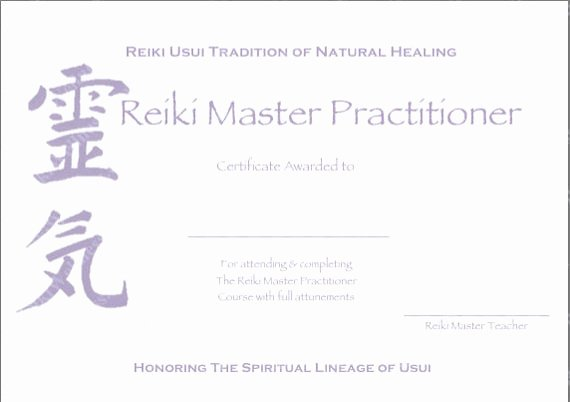 Free Blank Reiki Certificates Best Of Personalised Plete Set Reiki Certificate Templates X4