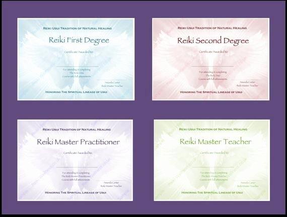 Free Blank Reiki Certificates Inspirational Personalised Reiki Certificate Templates X4 Angel Wings