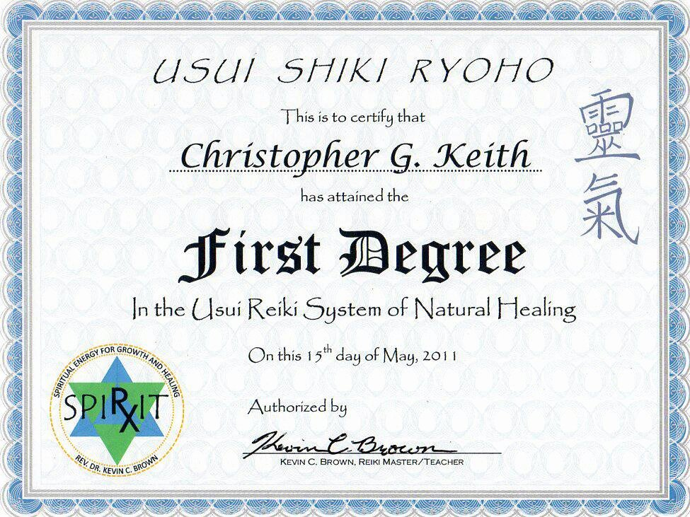 Free Blank Reiki Certificates Lovely 29 Of Reiki Level 1 Certificates Template Printable