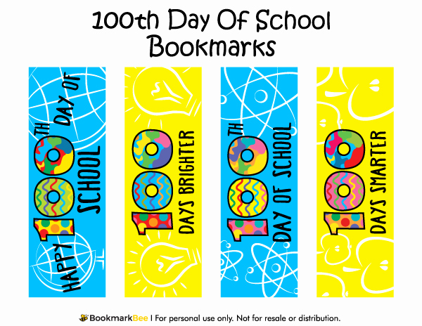 Free Bookmarks for Schools Beautiful Pin by Muse Printables On Printable Bookmarks at