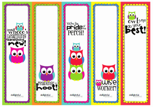 Free Bookmarks for Schools Best Of 50 Of the Best Back to School Free Printables