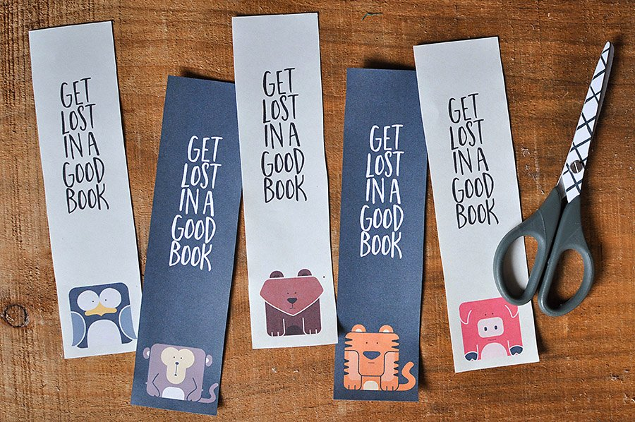 Free Bookmarks for Schools Lovely Free Printable Bookmarks Start School Like A Champion