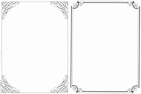 post publisher border templates