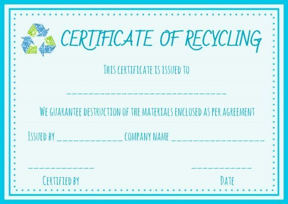 Free Certificate Of Destruction Template Best Of Certificate Of Destruction Hard Drive Template