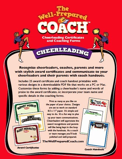 Free Cheer Award Certificate Templates Best Of Cheerleading Award Templates