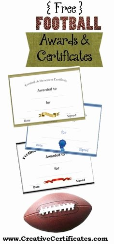 Free Customizable soccer Certificates New 49 Best Blank Certificate Templates Images