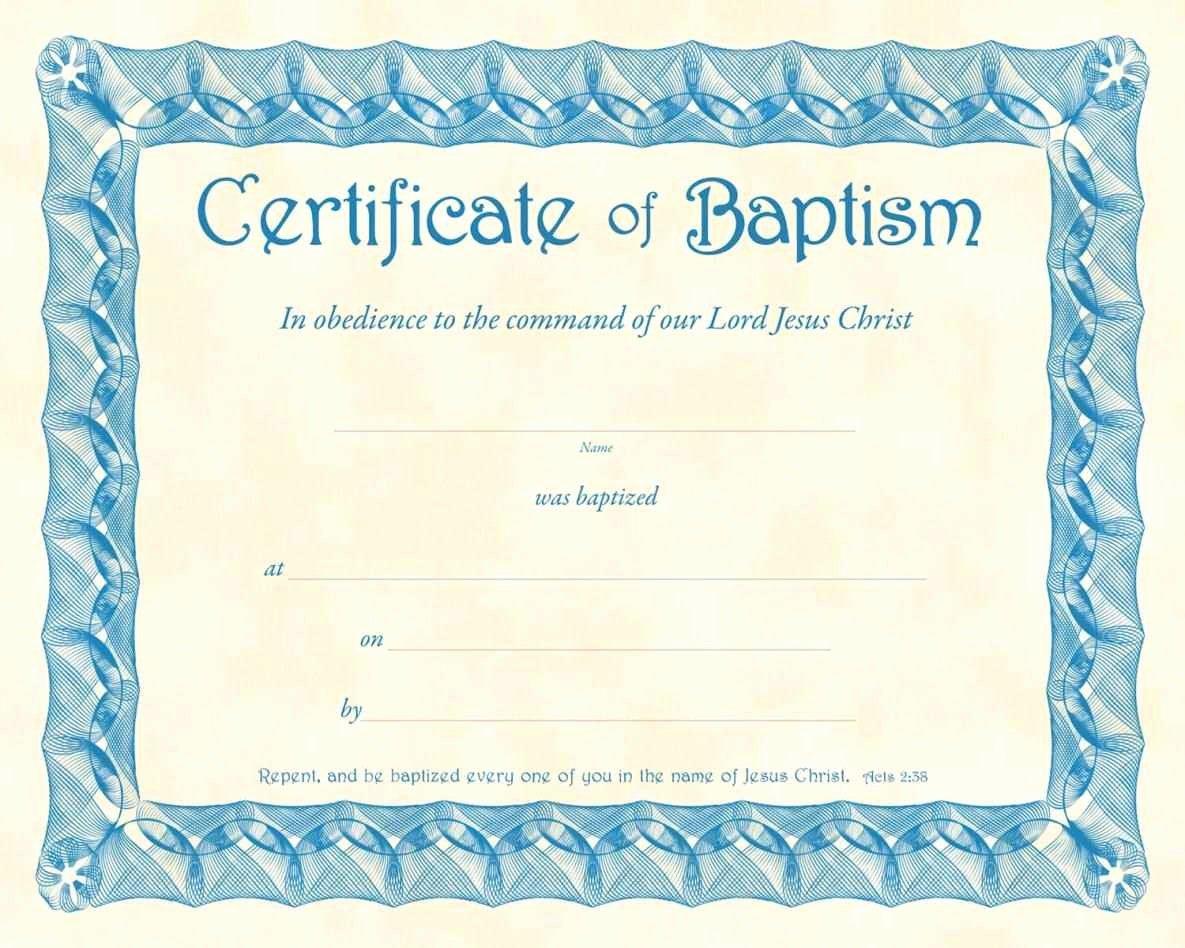 Free Edit Baptism Certificate Template Word Unique Free Baptism Certificate Template Update234
