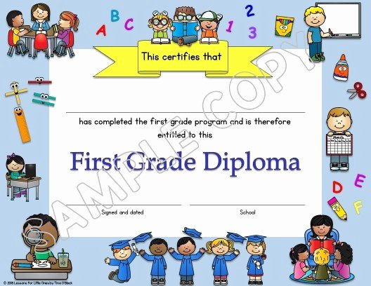 Free Editable Maths Certificates New First Grade Diplomas Certificates Graduation Invitations