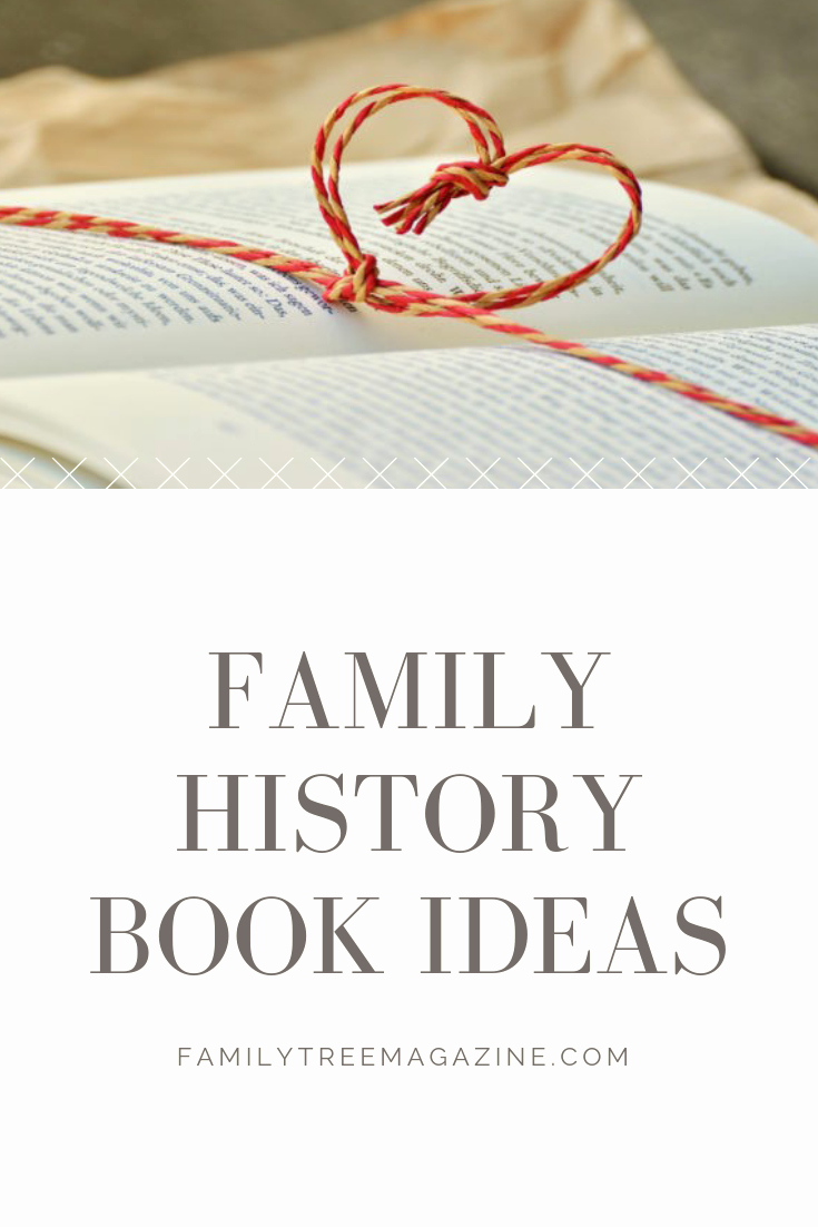 Free Family History Book Template Inspirational An Open Book Creating Family History Books