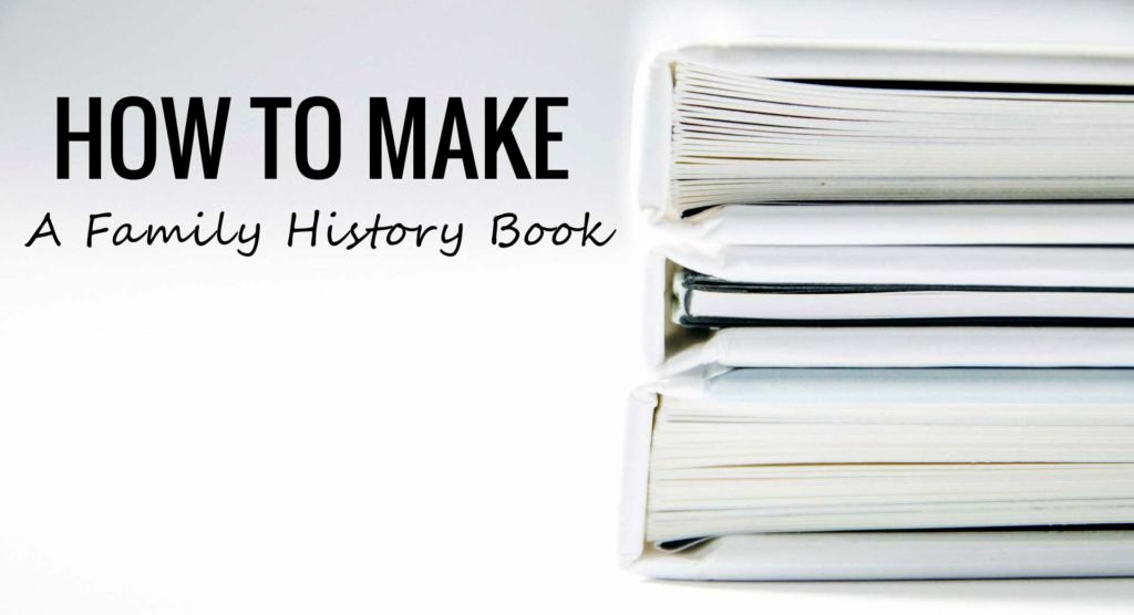 Free Family History Book Template Lovely Create A Family History Book