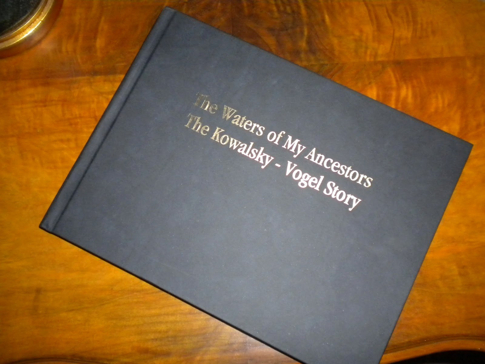 Free Family History Book Template Lovely My Family History Book A Successful Debut
