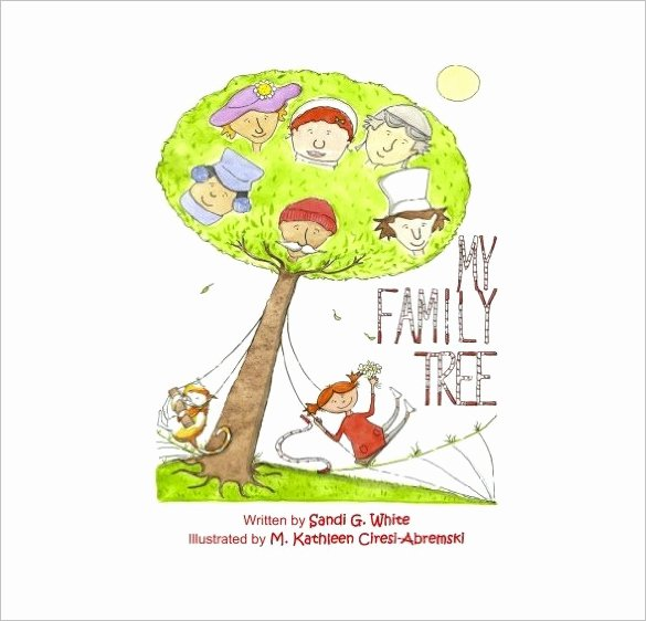 Free Family History Book Template Luxury Family Tree Book Template – 9 Free Word Excel Pdf
