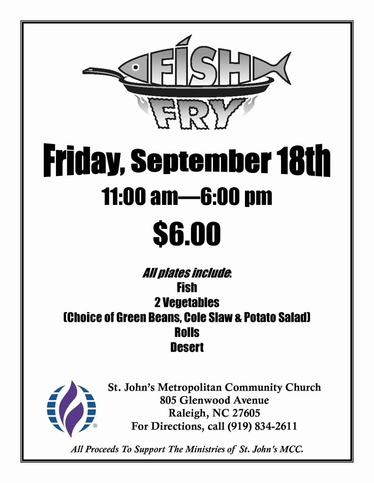 Free Fish Fry Flyer Template Awesome Free Fish Fry Flyer Templates Fish Fry Poster