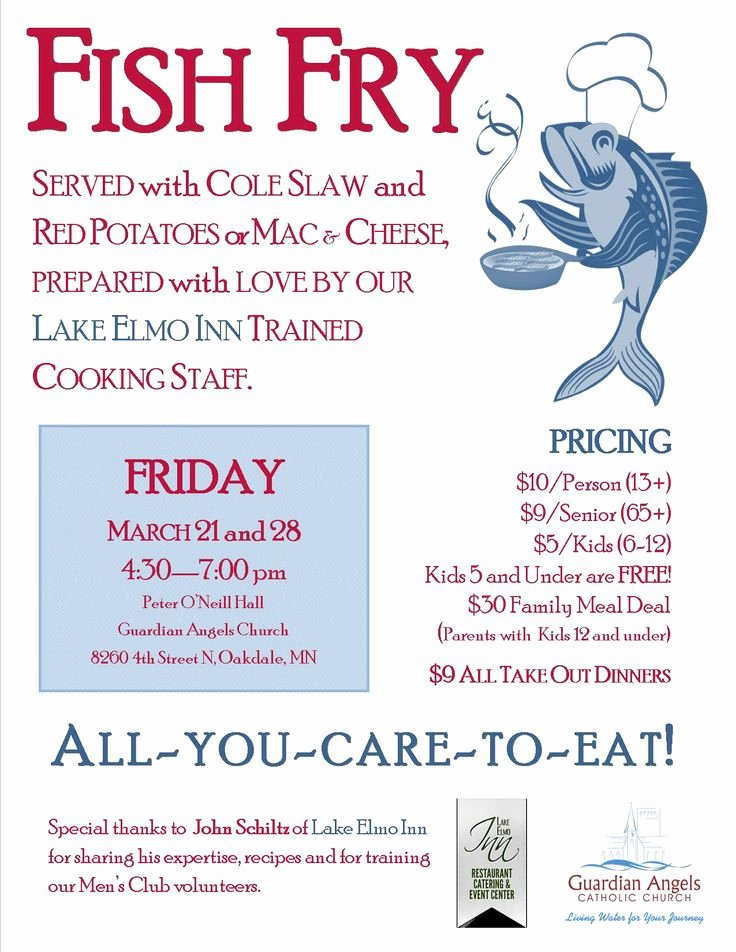 Free Fish Fry Flyer Template Lovely 10 Best Neighborhood Clean Up Images On Pinterest