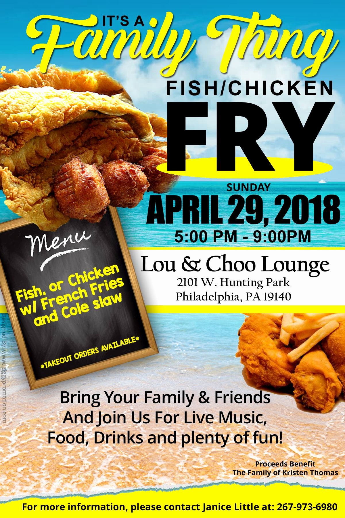 Free Fish Fry Flyer Template Lovely Family Fish Fry Flyer Created by Iziggypromotion