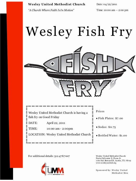 Free Fish Fry Flyer Template Luxury Other Printable Gallery Category Page 247