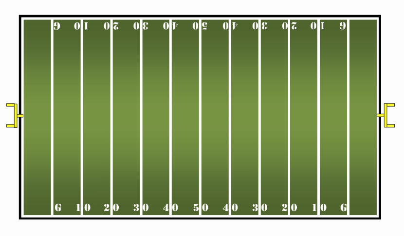 Free Football Border Template Best Of Best Football Field Clipart Clipartion