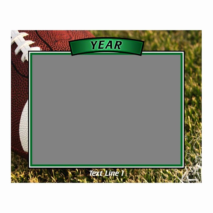 Free Football Border Template Fresh Football Product Templates