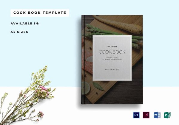 Free Full Page Recipe Templates for Word Fresh 43 Amazing Blank Recipe Templates for Enterprising Chefs
