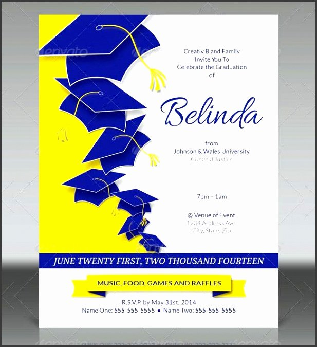 Free Graduation Templates for Word New 9 Kindergarten Graduation Invitation Templates