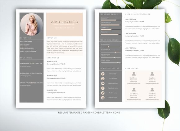 Free Hole In One Certificate Template Best Of Check Out Resume Template for Ms Word by fortunelle