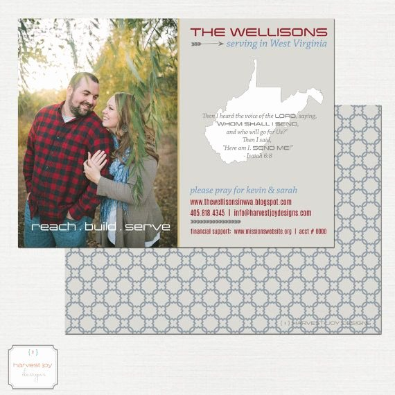 Free Missionary Prayer Card Template Awesome 11 Best A Modern Missionary Images On Pinterest