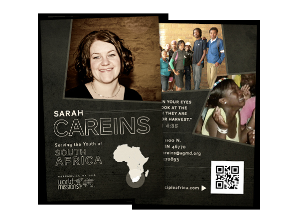 Free Missionary Prayer Card Template Best Of Missionary Prayer Card Design by Missions Linked