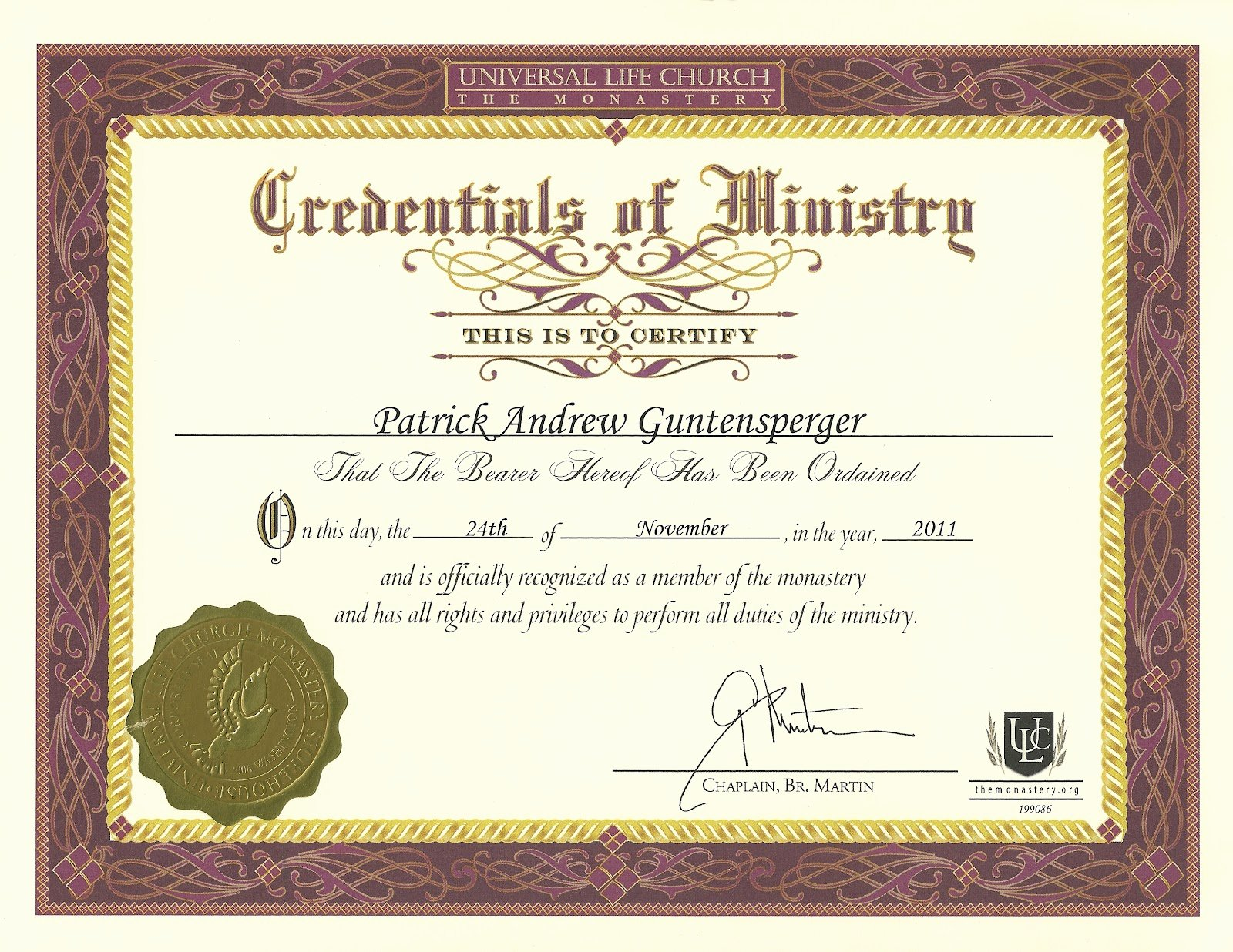 Free ordination Certificate Download Beautiful Mashababko Certificate Wallpaper