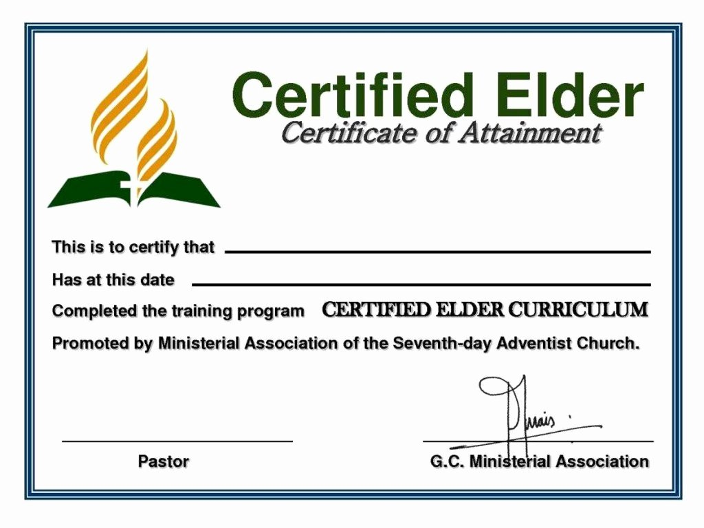 Free ordination Certificate Download Best Of 26 Of Free ordination Template