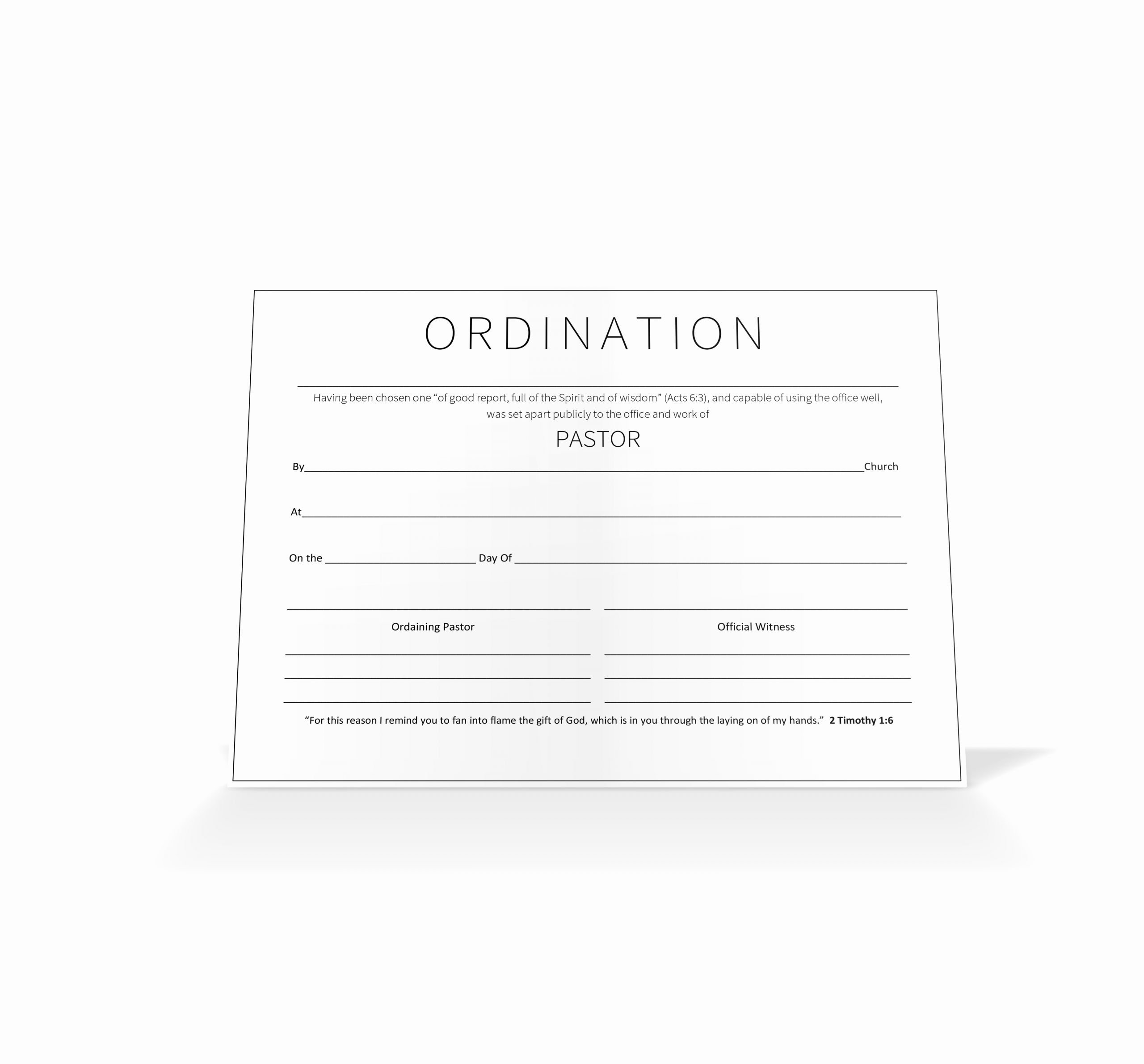 Free ordination Certificate Download Lovely Pastor ordination Certificate Vineyard Digital Membership