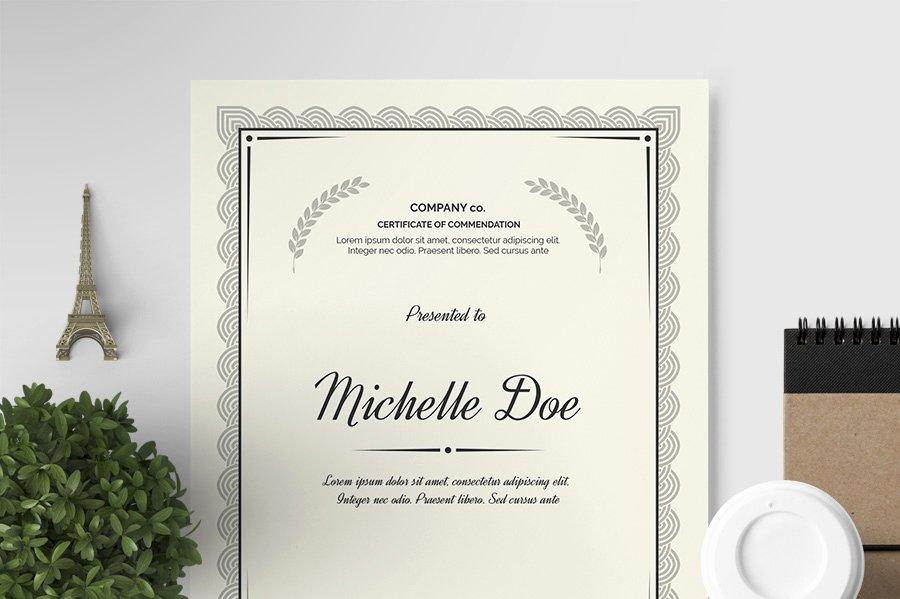 Free Photoshop Certificate Template Beautiful 18 Shop Templates Ideas