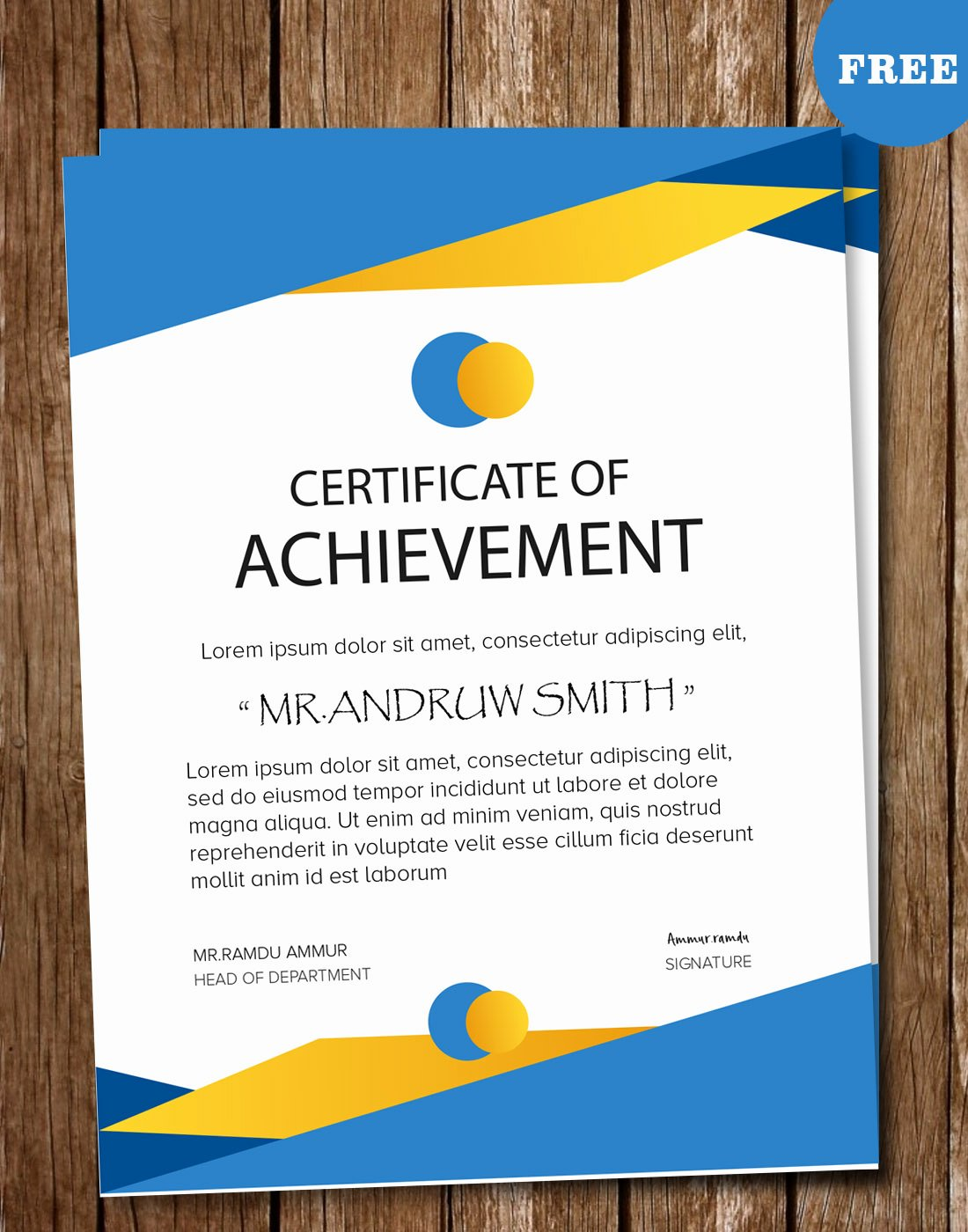 Free Photoshop Certificate Template Lovely Shop Certificate Template Psd Free Verpacken