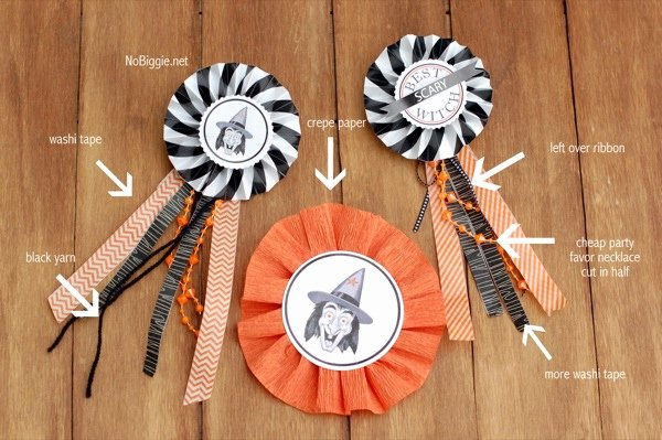 Free Printable Award Ribbons Unique Free Printable Halloween Award Ribbons – Festival Collections
