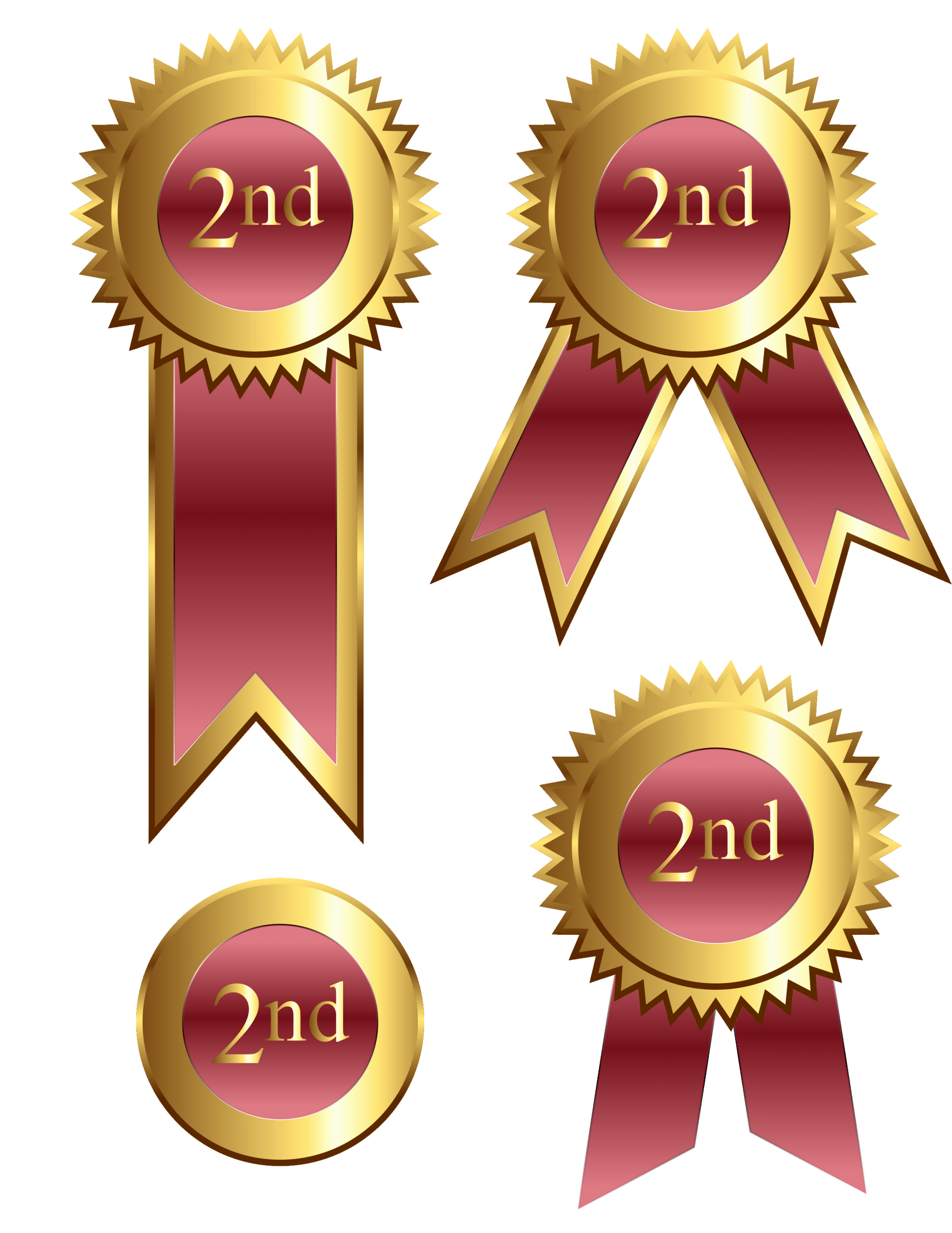 Free Printable Award Ribbons Unique Printable Award Ribbons