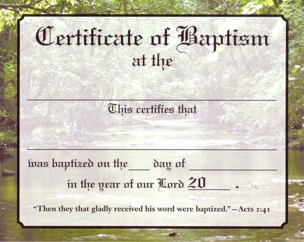 Free Printable Baptism Certificate Unique 1000 Images About Church Ideas On Pinterest