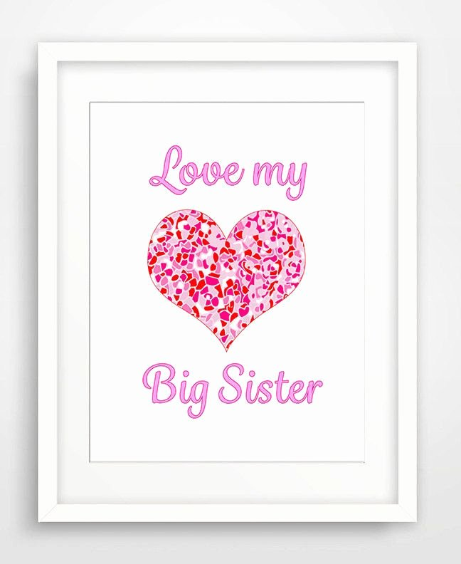 Free Printable Big Sister Certificate Beautiful 74 Best Sisters Images On Pinterest