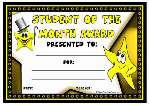 Free Printable Certificates for Students Elegant Achievement Award Certificates
