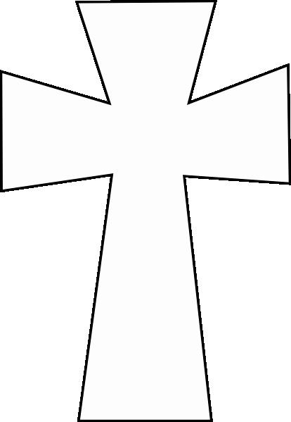 Free Printable Cross Template Beautiful Crosses Clip Art